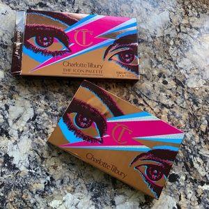 Charlotte Tilbury Icon eyeshadow palette